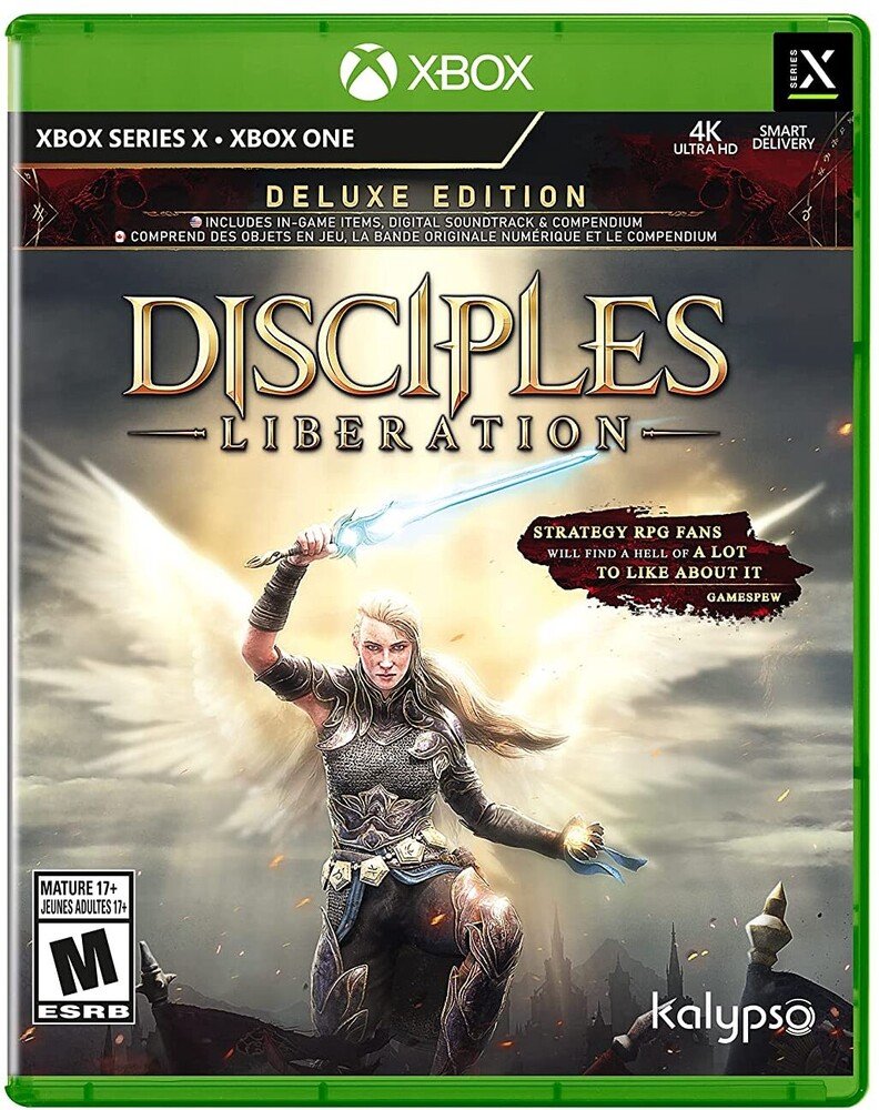 Xb1/Xbx Disciples: Liberation - Disciples: Liberation for PlayStation for Xbox One and Xbox Series X