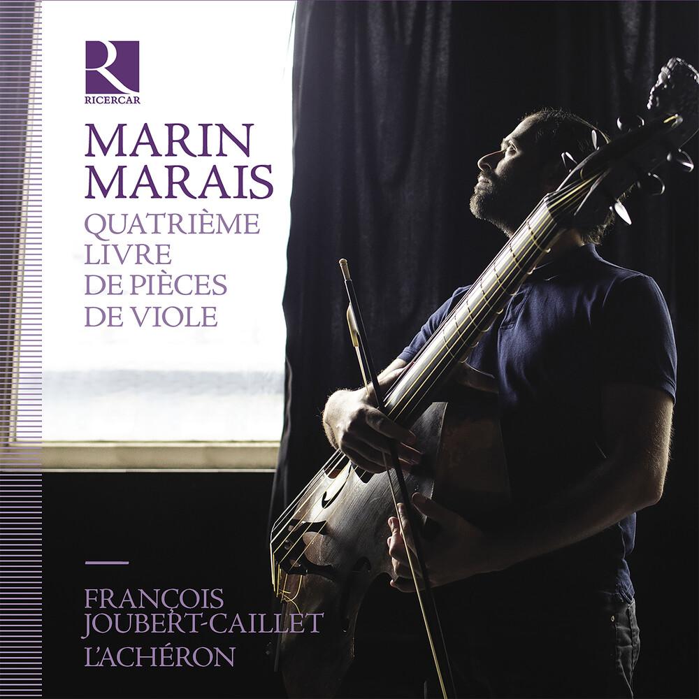 Marais / Joubert-Caillet / L'acheron - Quatrieme Livre De Pieces (4pk)