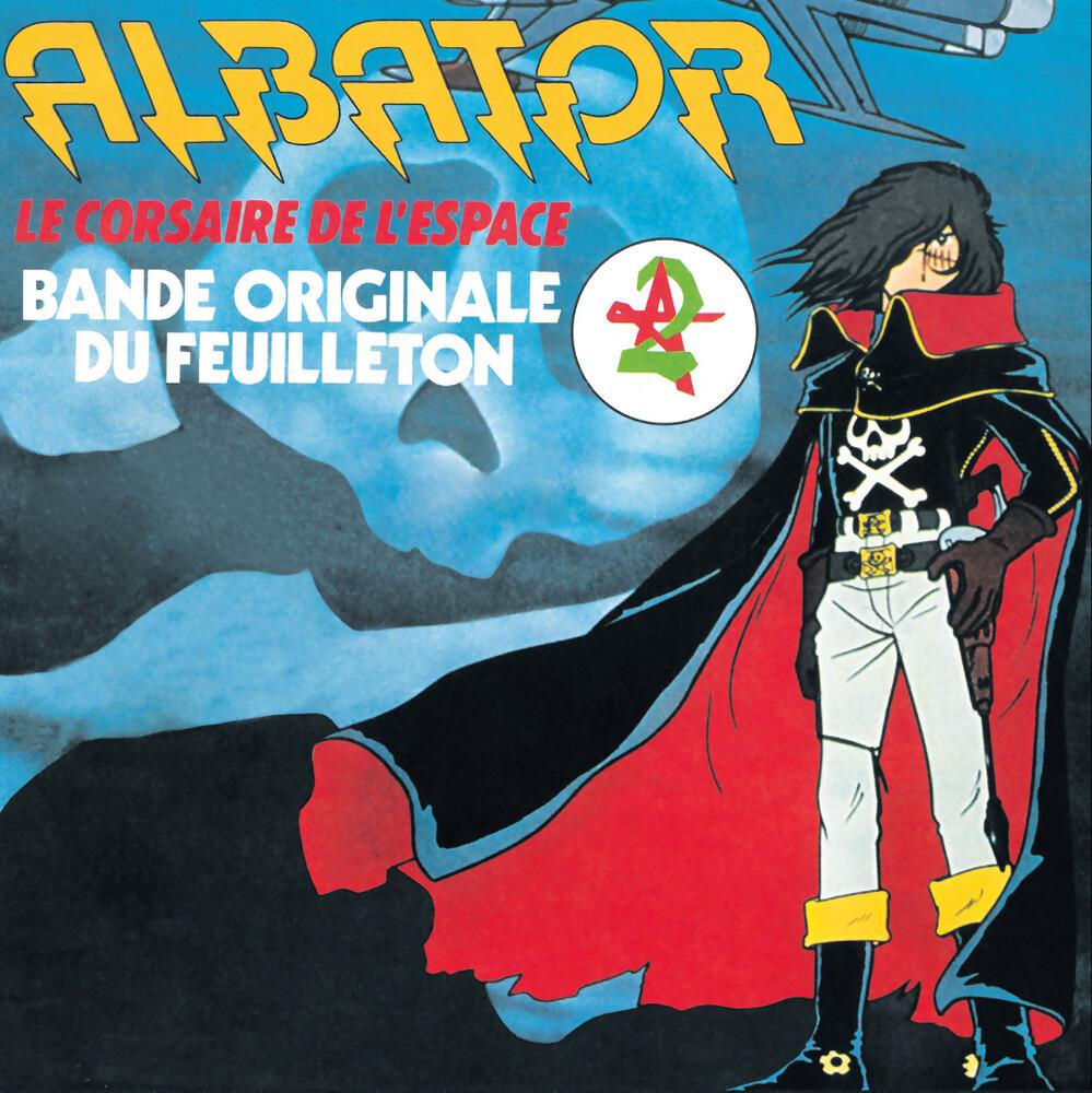 Franck Olivier  (Uk) - Albator (Uk)