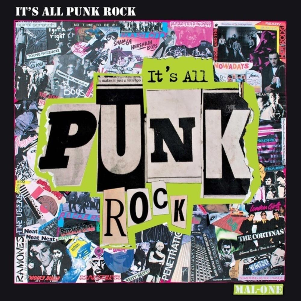 Mal-One - It's All Punk Rock