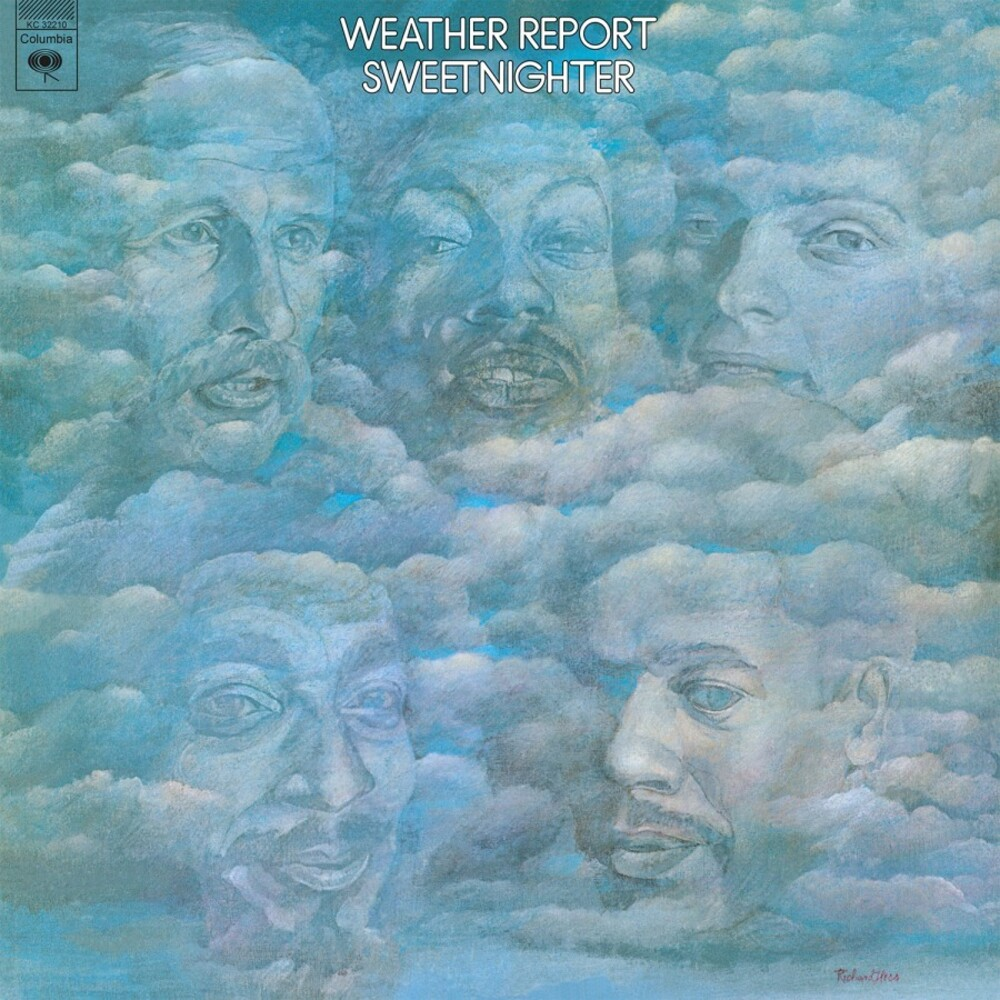 Weather Report - Sweetnighter (Blue) [Colored Vinyl] [Limited Edition] [180 Gram] (Wht) (Hol)