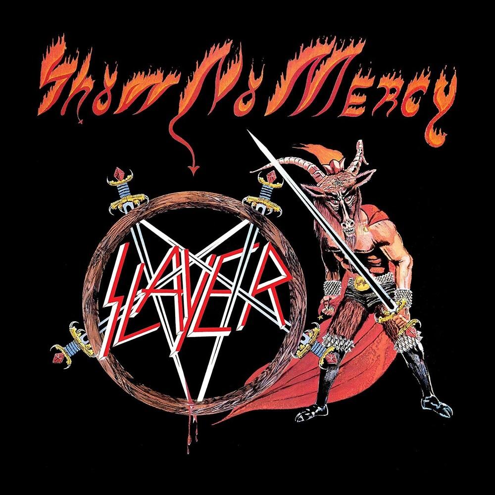 Slayer - Show No Mercy (Jewl)