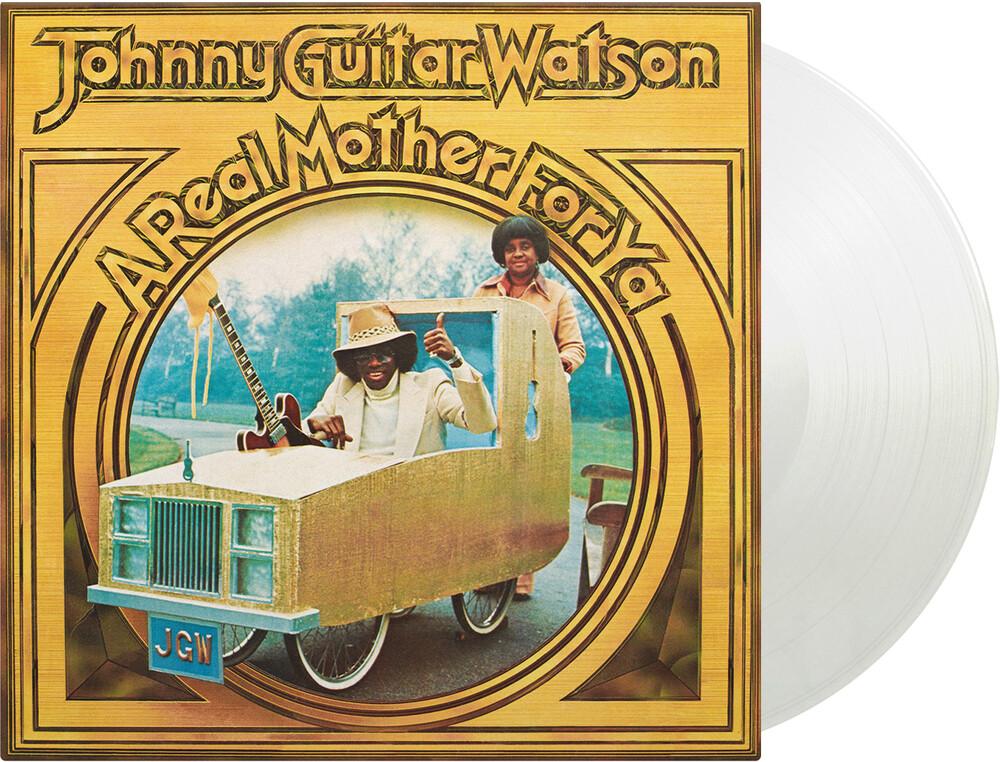 Johnny Guitar Watson - Real Mother For Ya (Bonus Track) [Colored Vinyl] [Clear Vinyl]