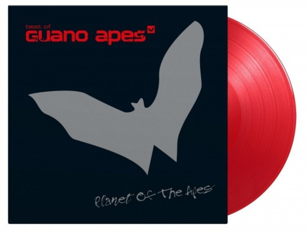 Guano Apes - Planet Of The Apes: Best Of Guano Apes [Limited Gatefold, 180-Gram Translucent Red Colored Vinyl]