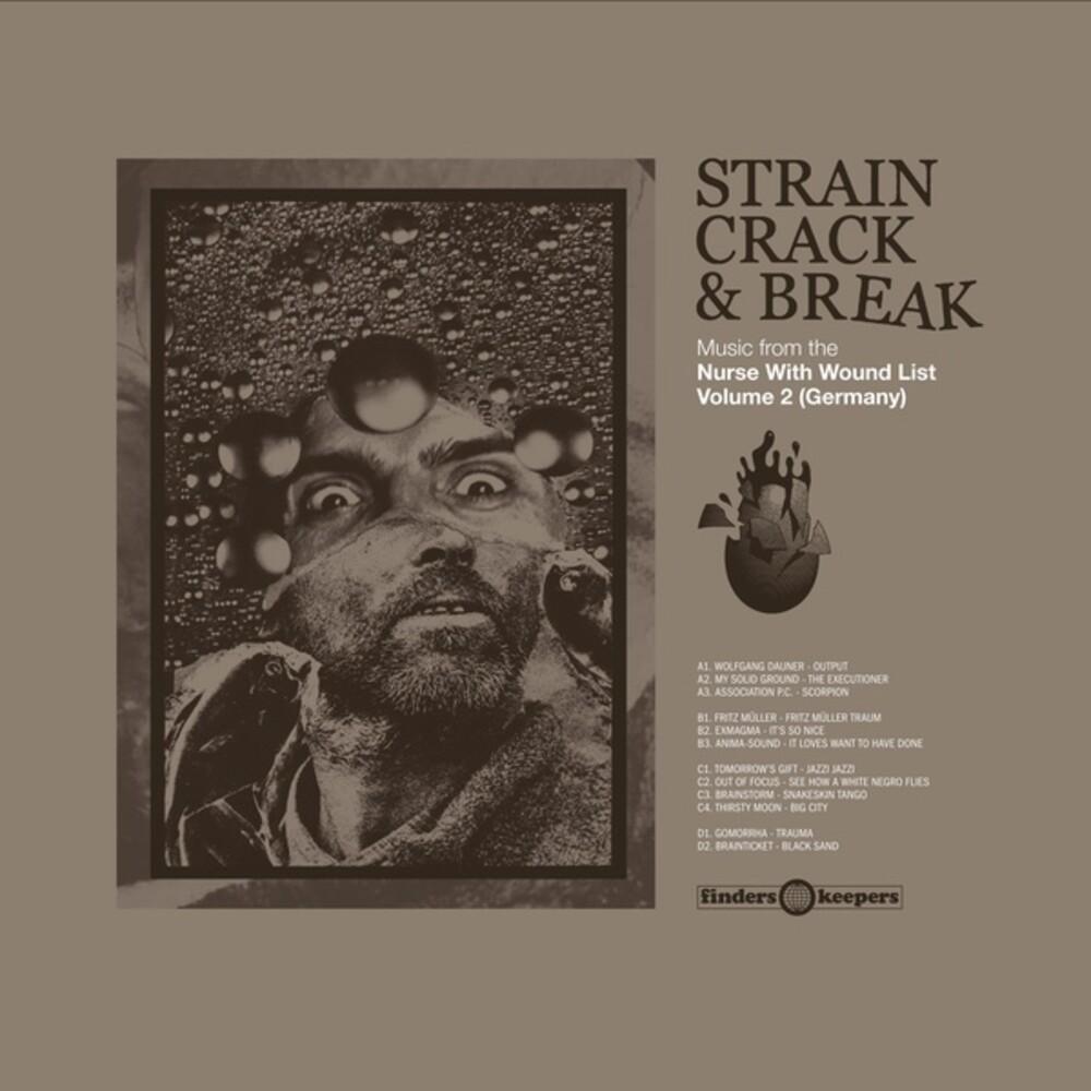 Strain Crack & Break / Various (2pk) - Strain Crack & Break / Various (2pk)