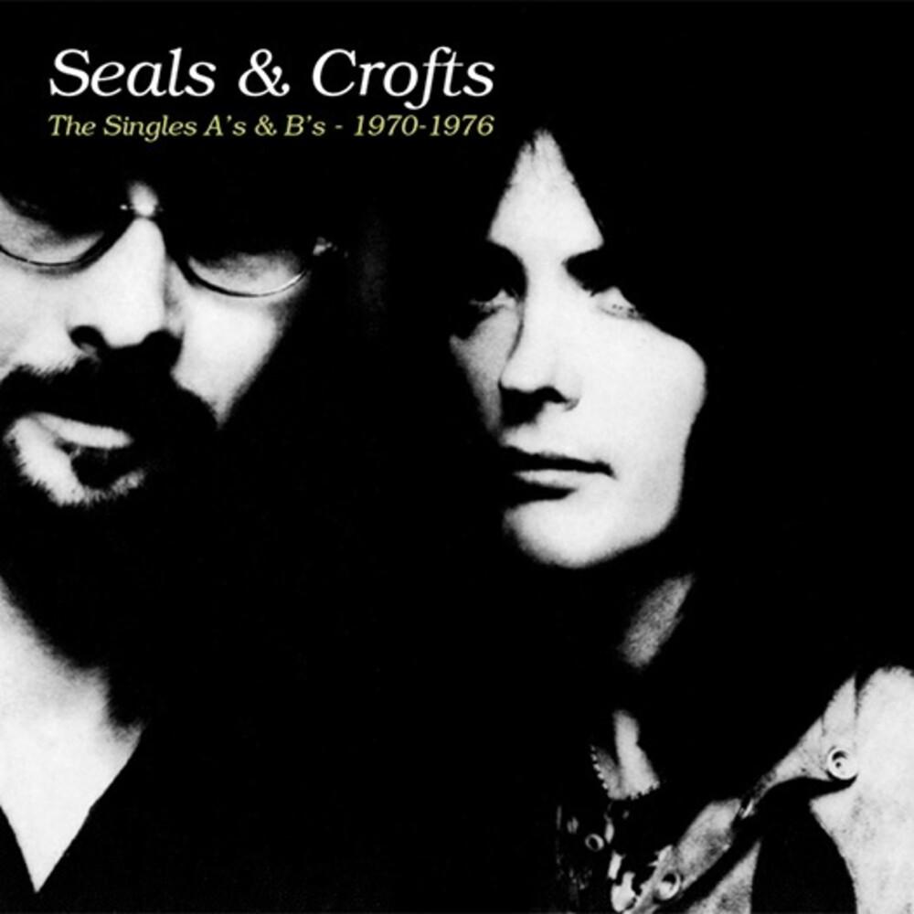 Seals & Crofts - Singles A's & B's - 1970-1976 (2 Cd)
