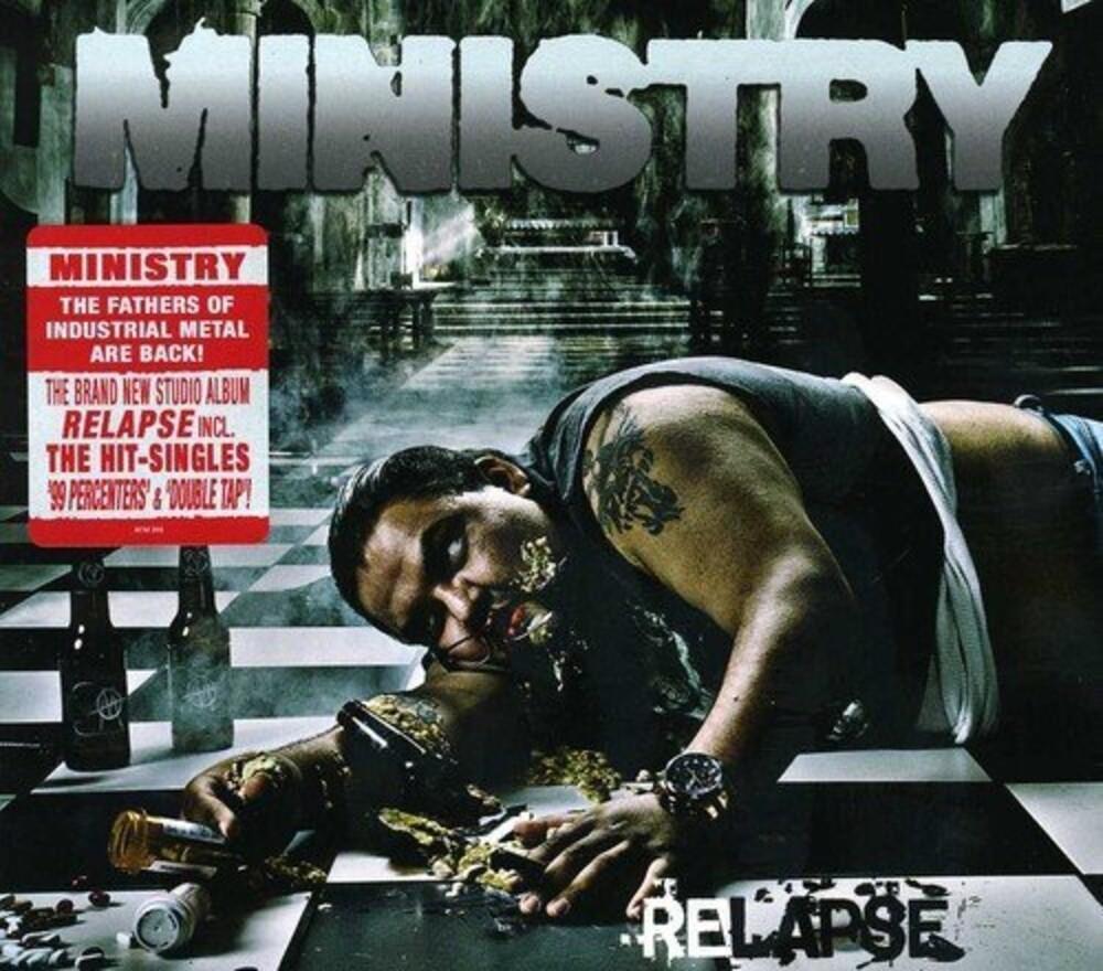Ministry - Relapse (Digi-Pak) [Import]