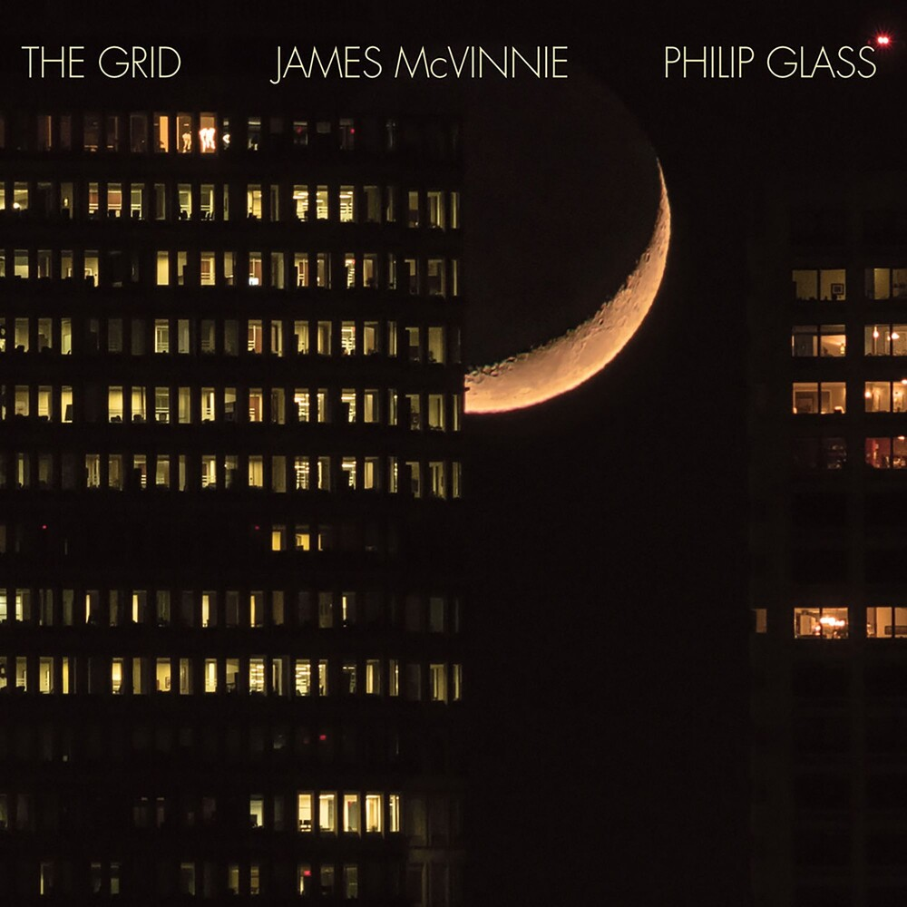 James McVinnie - Glass: The Grid