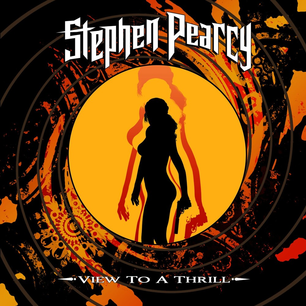 Stephen Pearcy - View To A Thrill [LP]