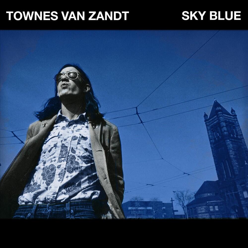 Townes Van Zandt - Sky Blue [LP]
