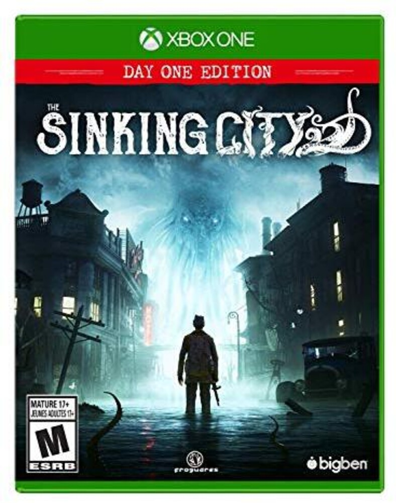 - The Sinking City for Xbox One