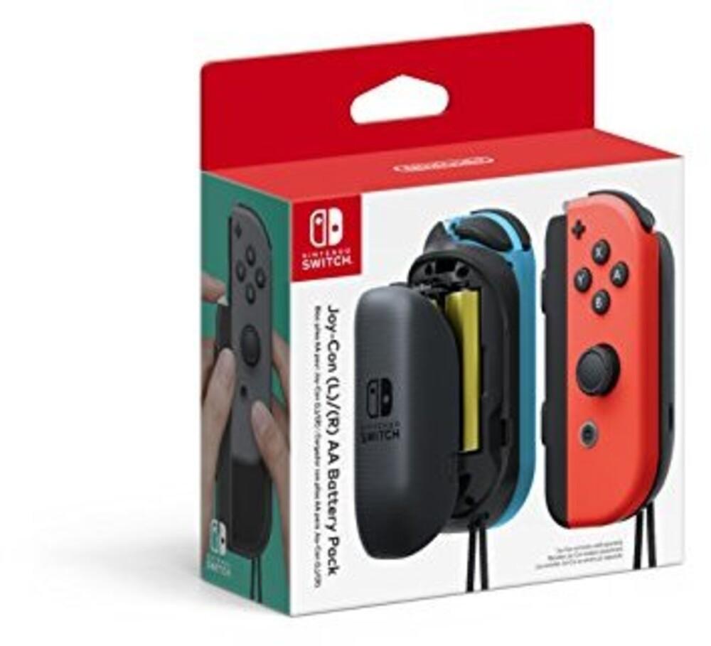 Swi Joy-Con: Aa Battery Pack - Nintendo Joy Con AA Battery Pack for Nintendo Switch