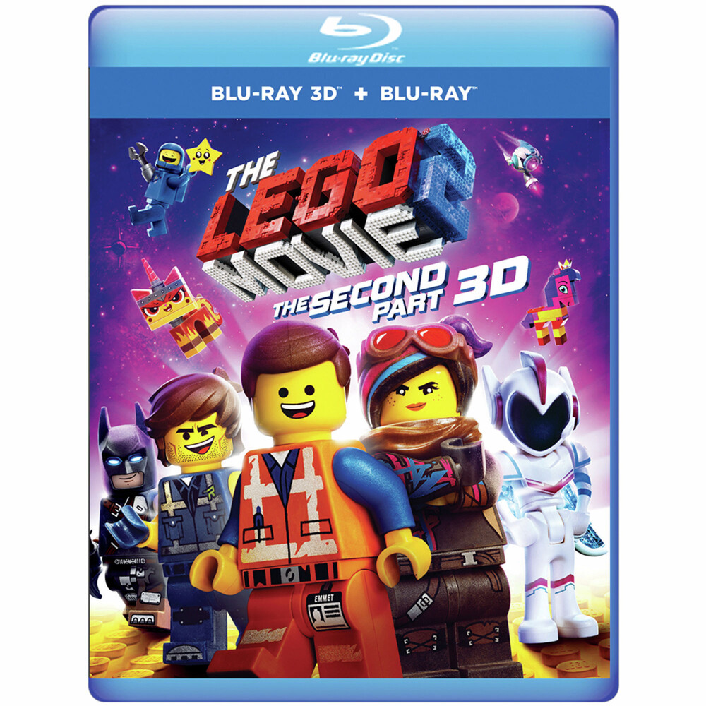 The Lego Movie - The Lego Movie 2: The Second Part [3D]