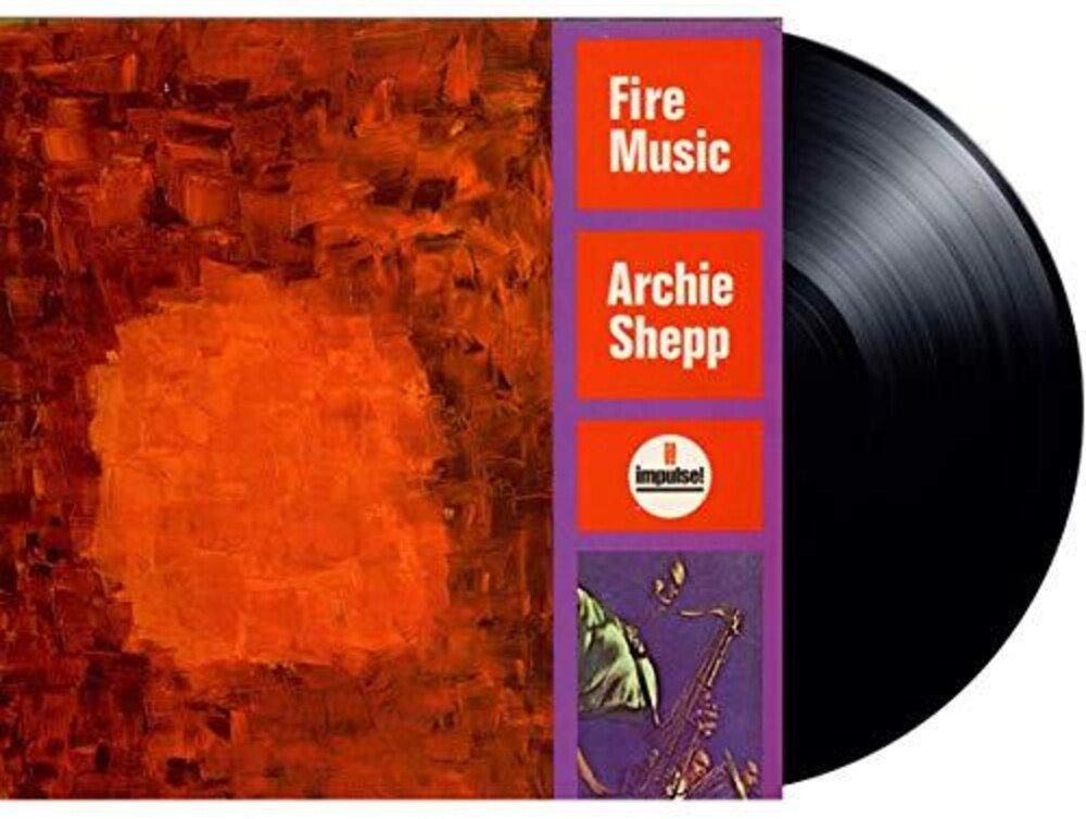 Archie Shepp - Fire Music [LP]