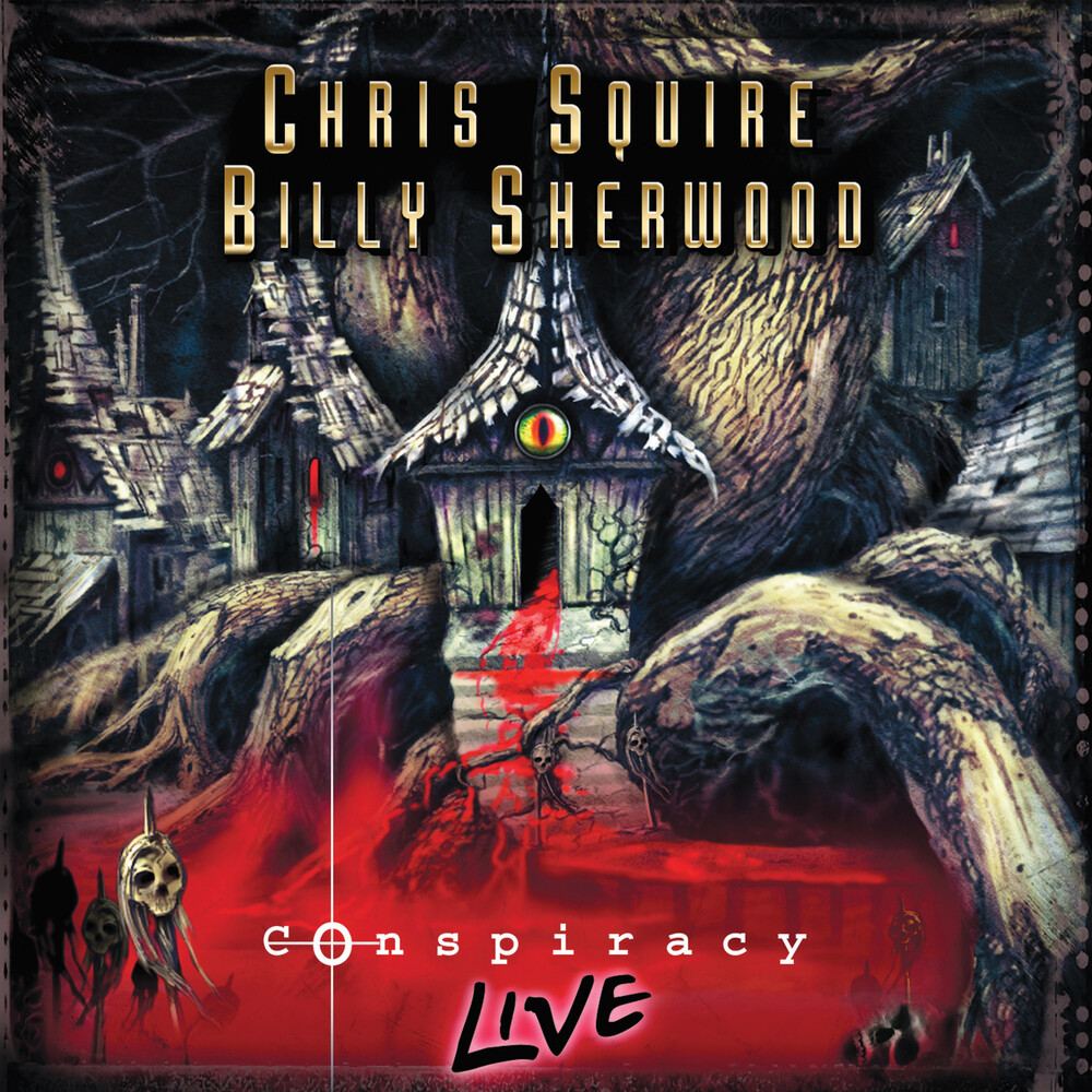 Chris Squire / Sherwood,Billy - Conspiracy Live [Limited Edition] (Red)
