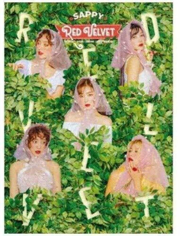 Red Velvet - Sappy (Phob) (Phot) (Asia)