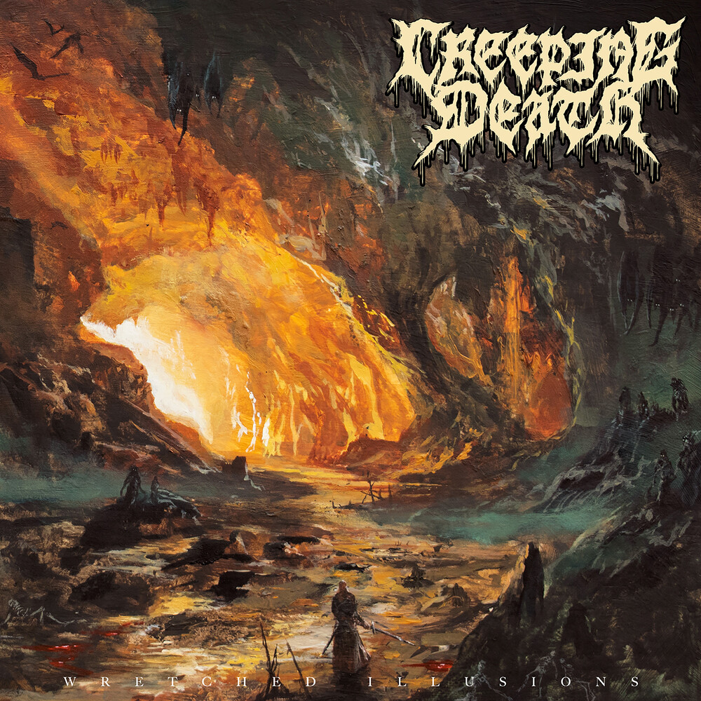 Creeping Death - Wretched Illusions [LP]