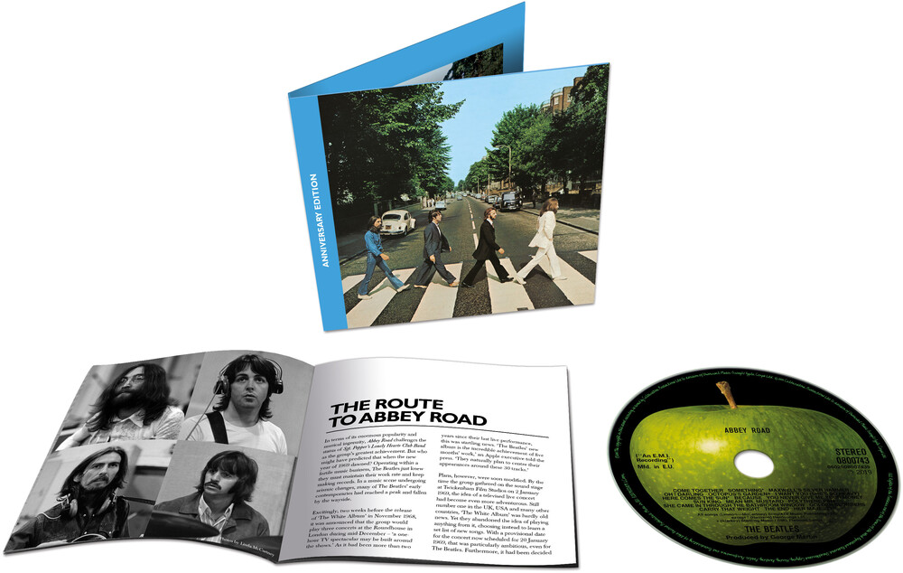 The Beatles - Abbey Road: Anniversary Edition