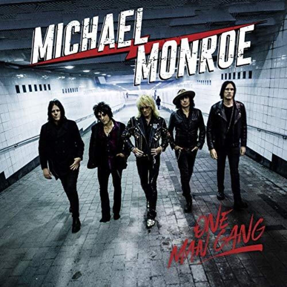 Michael Monroe - One Man Gang [LP]