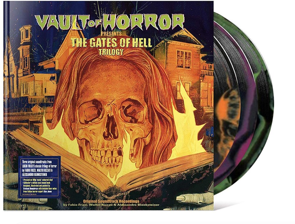 Vault Of Horror Presents The Gates Of Hell Uk - Vault Of Horror Presents: The Gates Of Hell (Uk)