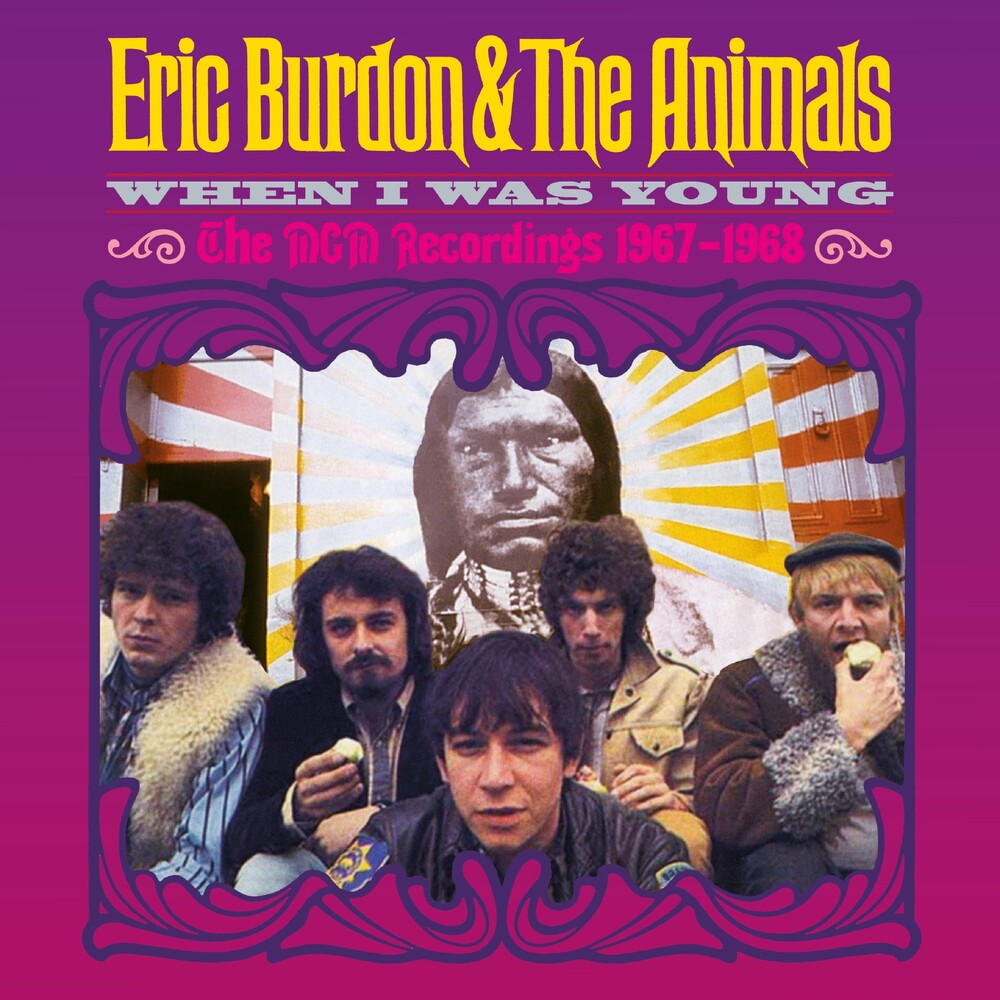 Eric Burdon & The Animals - When I Was Young: Mgm Recordings 1967-1968 (Box)