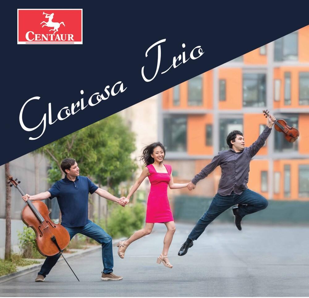 Lefrak / Gloriosa Piano Trio - Gloriosa Piano Trio