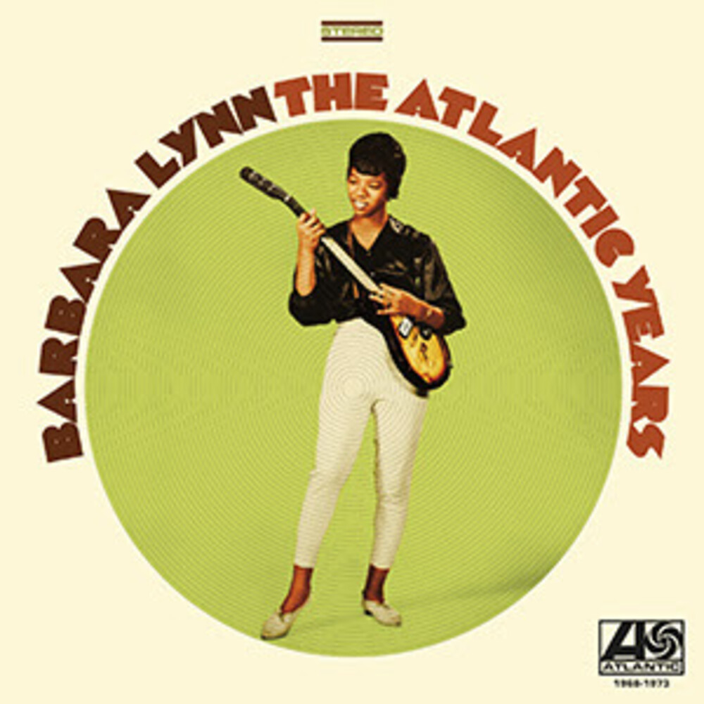 Barbara Lynn - Atlantic Years 1968-1973 (Ltd) (Ogv)