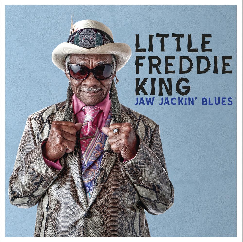 Little King Freddie - Jaw Jackin' Blues (Colv)