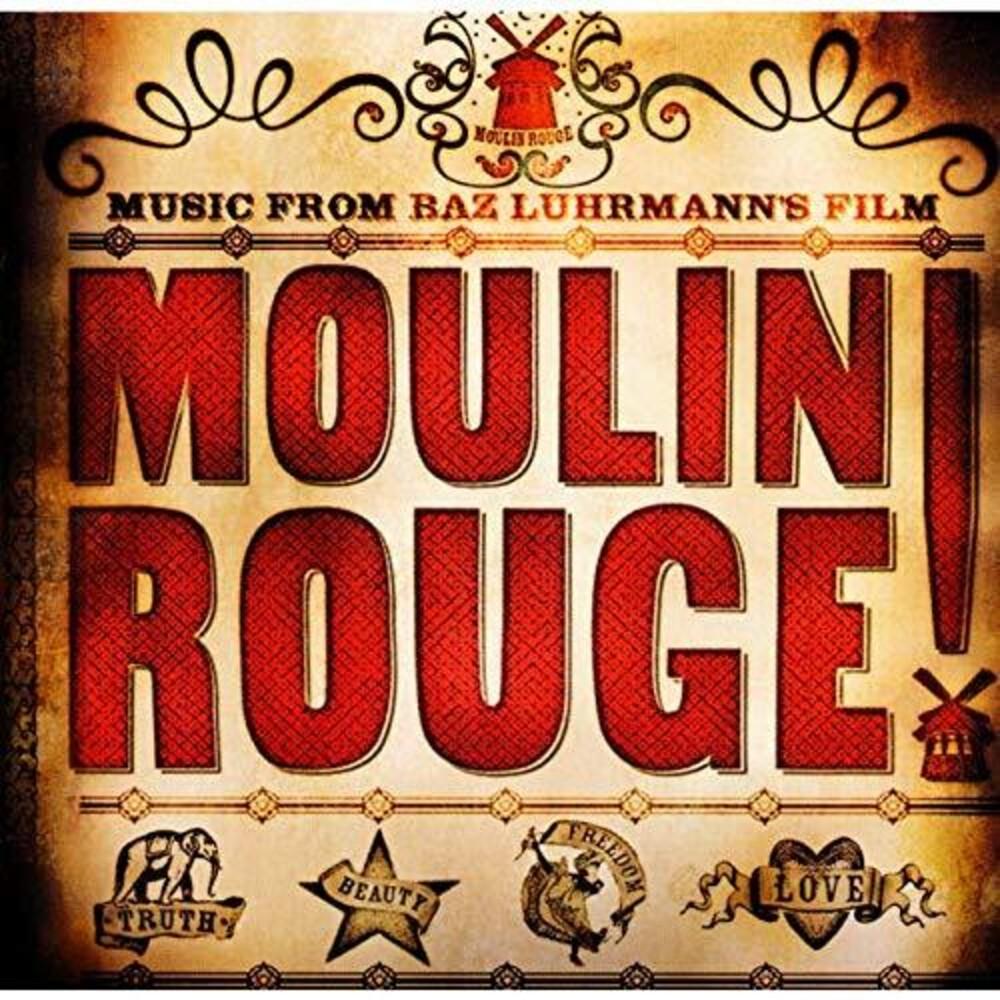 Moulin Rouge International Version / OST - Moulin Rouge (International Version) / O.S.T.