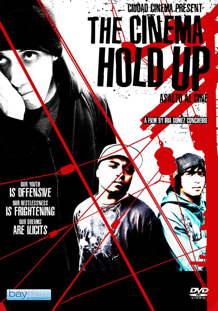 - Cinema Hold Up (Asalto Al Cine)
