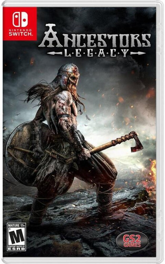 - Ancestors Legacy for Nintendo Switch