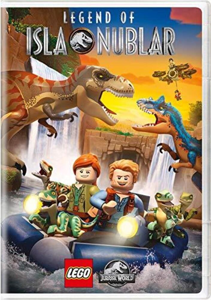Lego Jurassic World: Legend of Isla Nublar - Lego Jurassic World: Legend of Isla Nublar