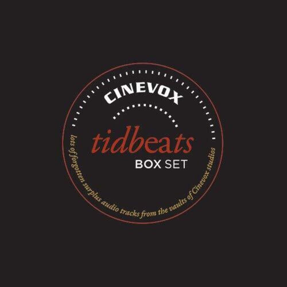 - Tidbeats / O.S.T. (Spec) [Digipak] (Ita)