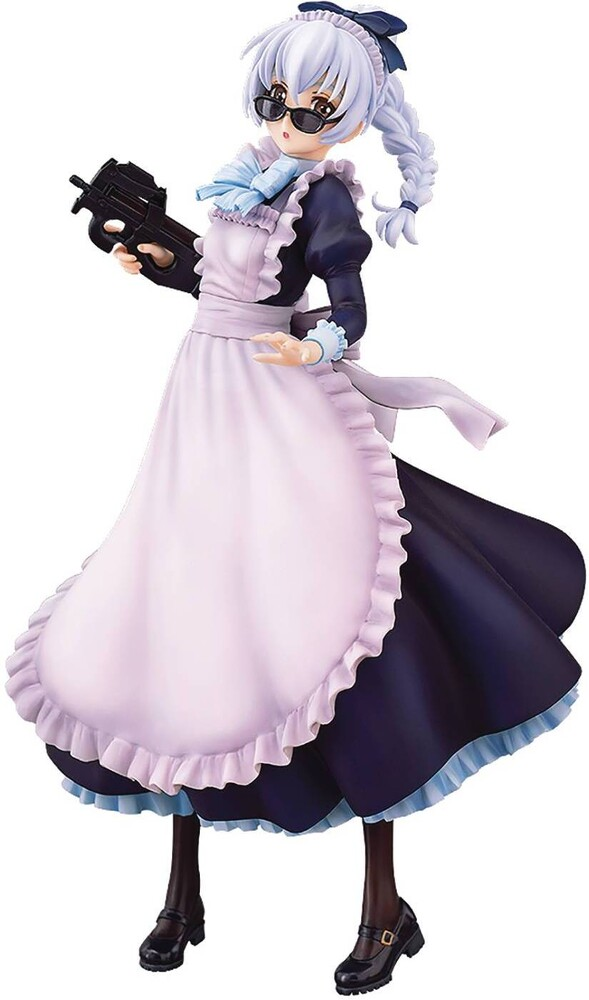 Good Smile Company - Good Smile Company - Full Metal Panic Invis Vic Teletha Testarossa 1/7PVC Maid