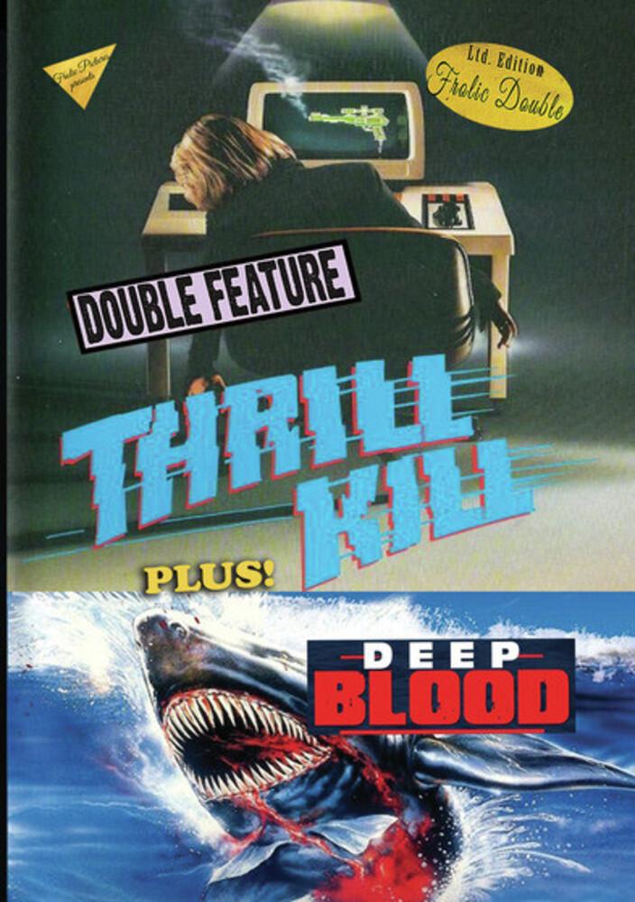 Thrillkill / Deep Blood - Thrillkill / Deep Blood / (Mod Ws)