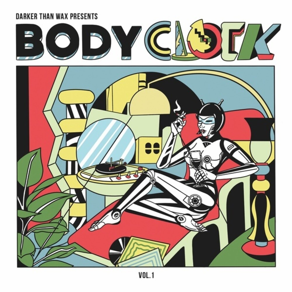 Bodyclock 1 / Various - Bodyclock 1 / Various