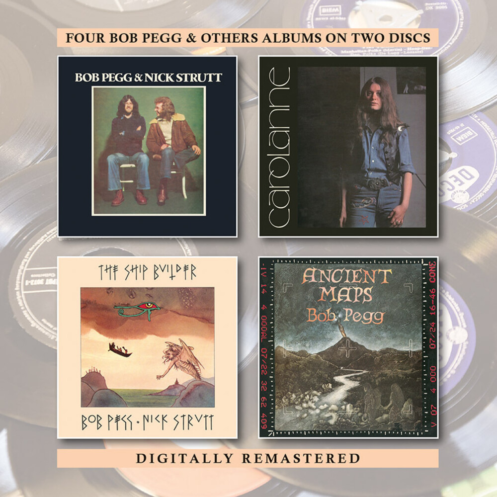 Bob Pegg & Others - Bob Pegg & Nick Strutt / Carolanne Pegg (Uk)