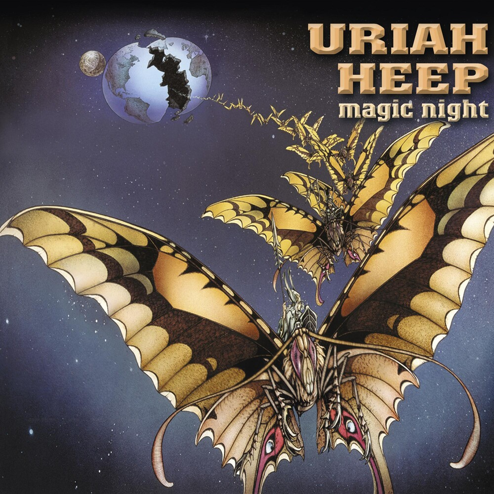 Uriah Heep - Magic Night (Ofgv) (Uk)
