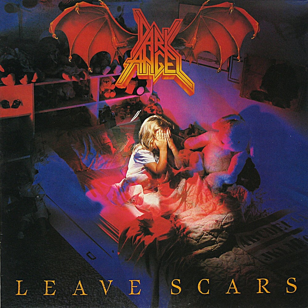 Dark Angel - Leave Scars [Indie Exclusive Limited Edition Blue LP]