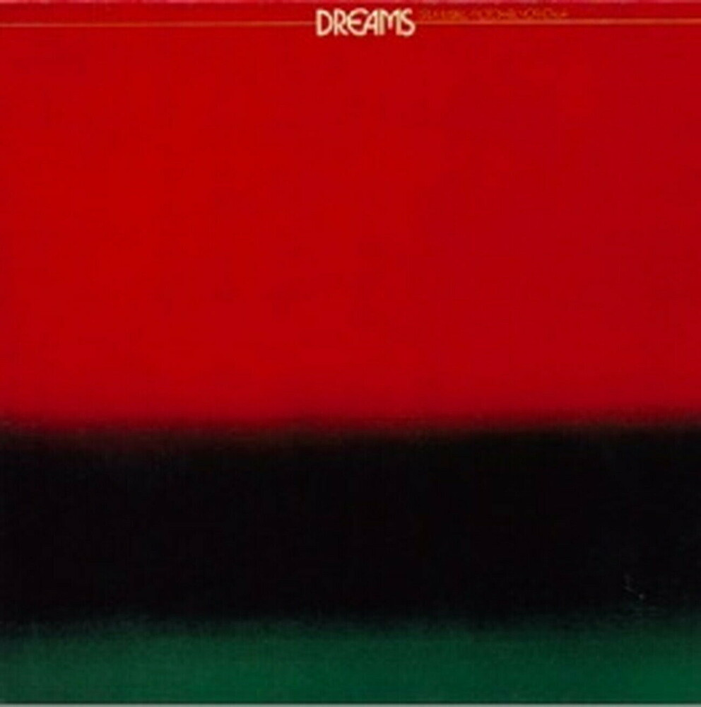 Dave Burrell - Dreams (Jpn)