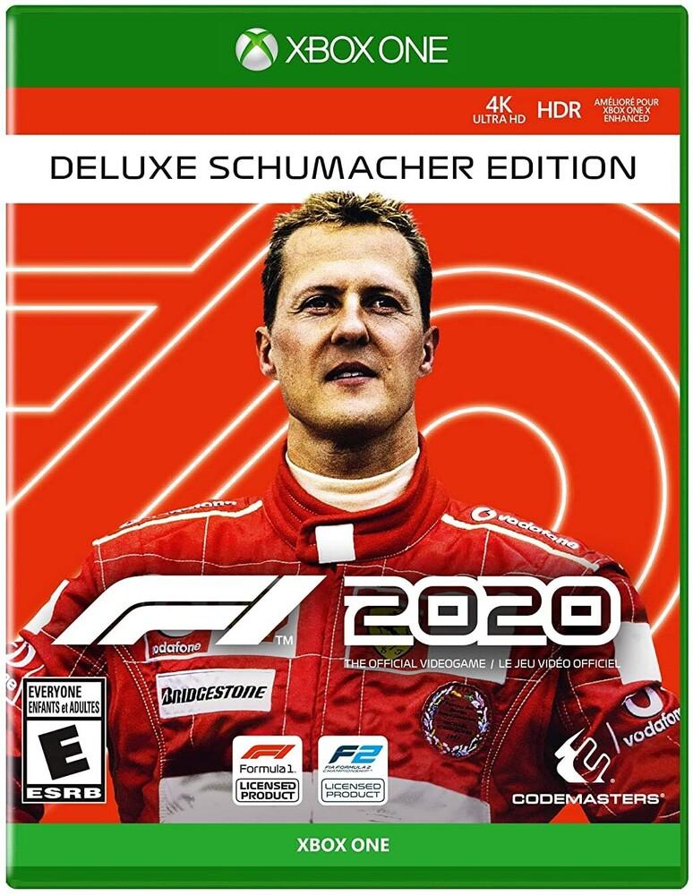 - F1 2020 Deluxe Schumacher