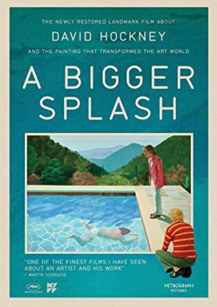 - A Bigger Splash