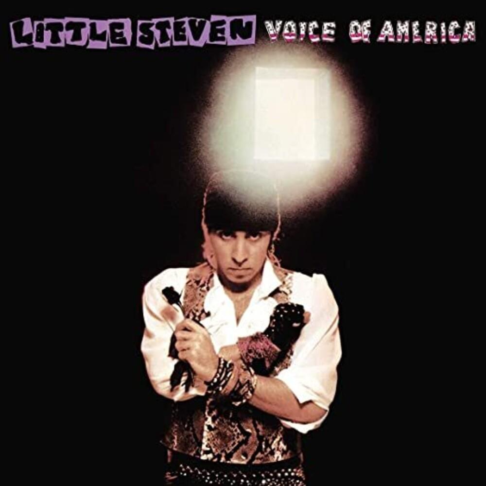 Little Steven - Voice Of America [CD/DVD]