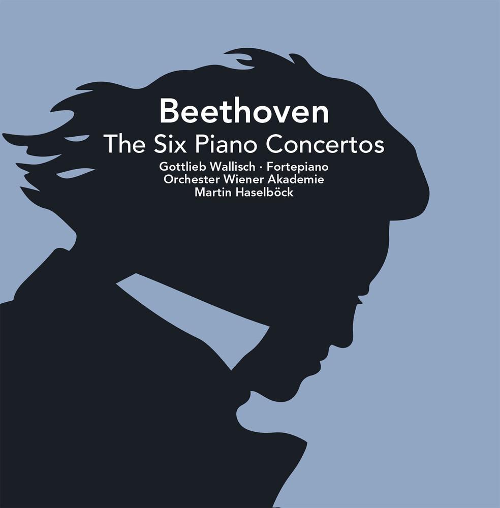 Gottlieb Wallisch - Six Piano Concertos (3pk)