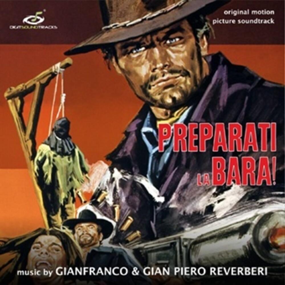 Gianfranco Reverberi & Gianpiero - Preparati La Bara! (Original Soundtrack)