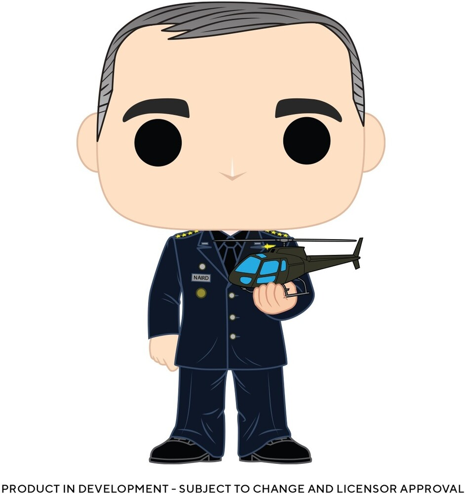 - FUNKO POP! TELEVISION: Space Force - Formal Mark
