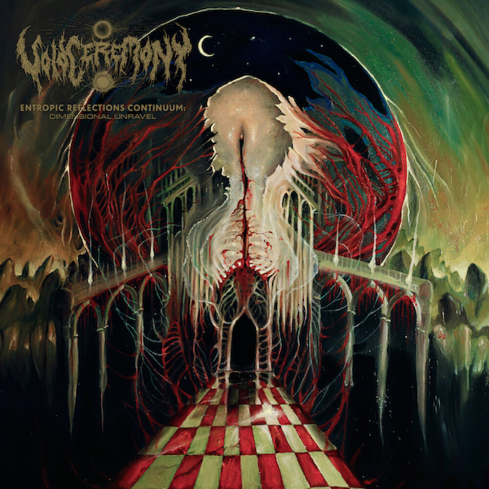 Voidceremony - Entropic Reflections Continuum: Dimensional Unravel