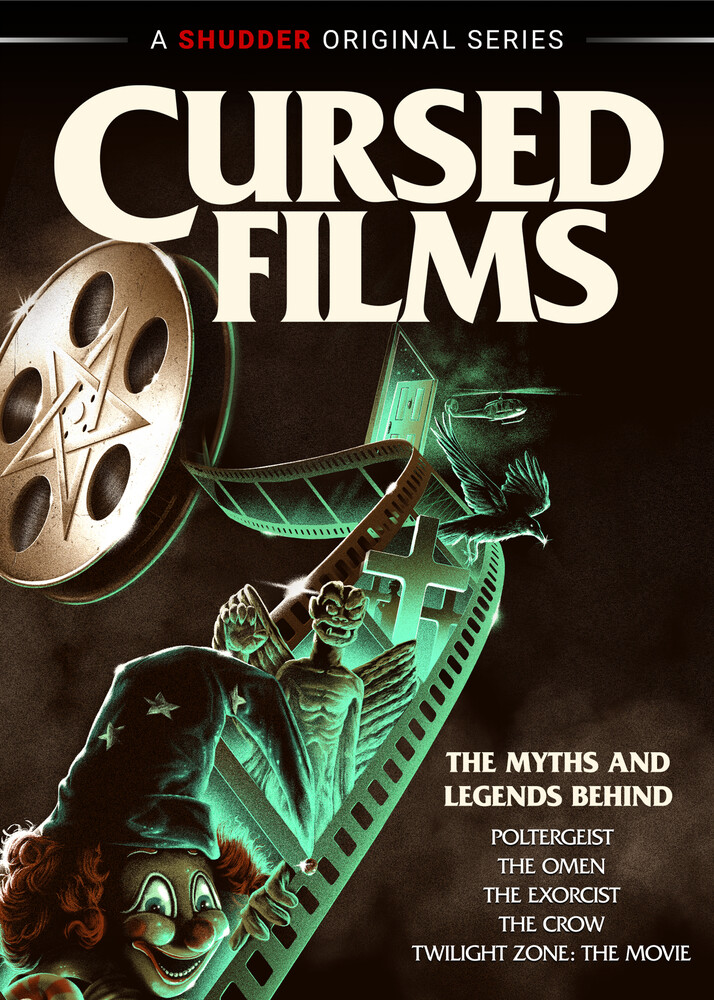 Cursed Films: Season 1 - Cursed Films: Season 1