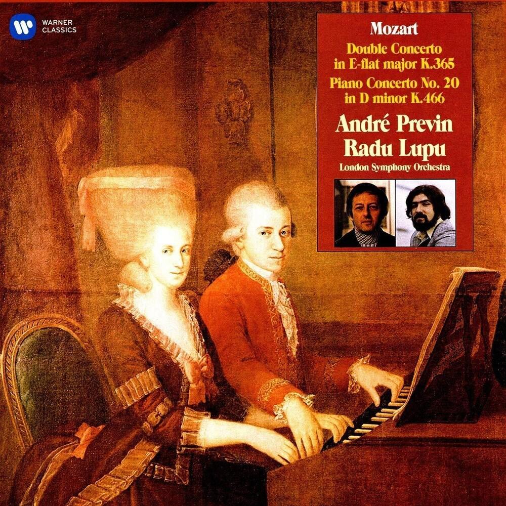 Andre Previn / Lupu,Radu - Mozart Piano Concertos Nos. 10 & 20