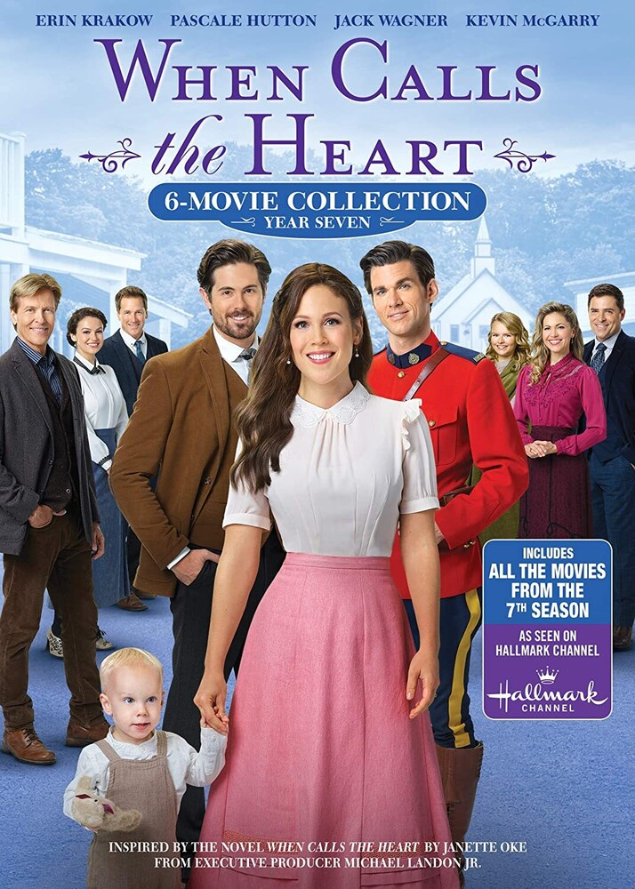 - When Calls the Heart: 6-Movie Collection: Year Seven